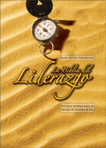 9780829731583: Biblia de Estudio Para Lideres-NVI = The Leadership Bible