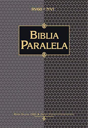 RVR60/NVI Biblia Paralela Imit Indice: Zondervan