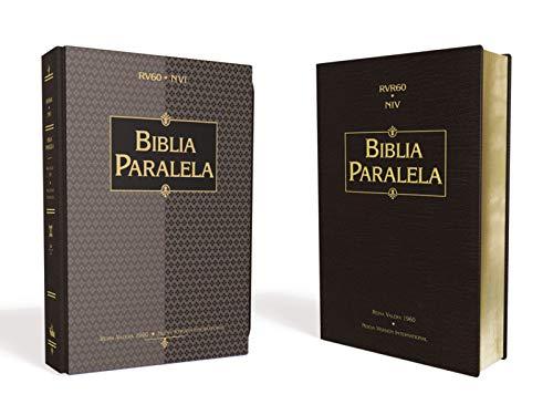 NVI/RV60 Biblia Paralela Tela (9780829731927) by Zondervan