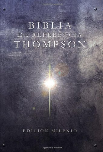 9780829732184: Rvr 1960 Biblia de Referencia Thompson = Thompson Chain Reference Bible-RV 1960-Millennium