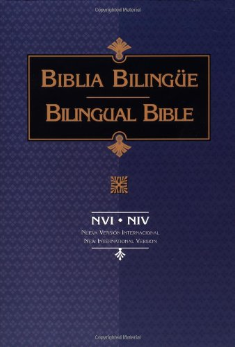 9780829732191: NVI-NIV Bible Biblia Bilingue (Spanish and English Edition)