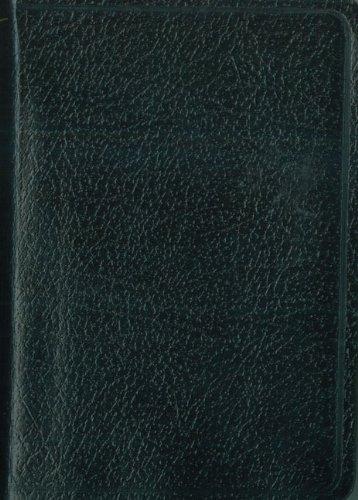 9780829732405: NVI Biblia de Bolsillo (Imit Negra) (Spanish Edition)
