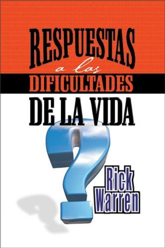 9780829732986: Repuestas a las Dificultades de la Vida
