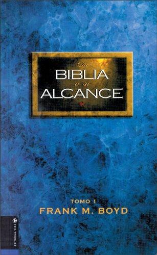 9780829734584: Biblia a su Alcance Tomo 1