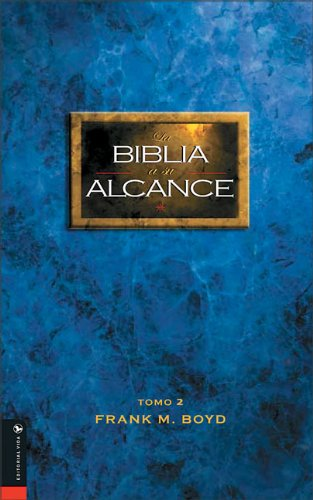 9780829734591: Biblia a Su Alcance Tomo 2 = The Bible at Your Hand