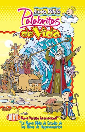 9780829736205: Santa Biblia palabritas de vida NVI: La nueva Biblia de estudio de los niños de Hispanoamérica (Spanish Edition)