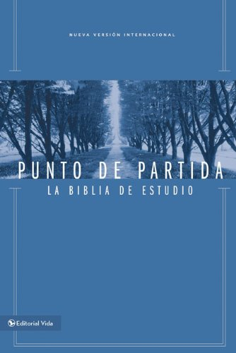 9780829737578: NVI Biblia de estudio punto de partida, dos tonos italiano, marrón (Spanish Edition)