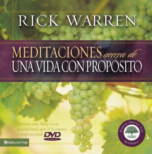 9780829739671: Meditaciones Para Una Vida Con Proposito
