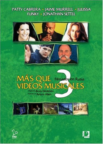 9780829740516: Mas que Videos Musicales/ Track is Not Just Music [DVD] [Import USA]
