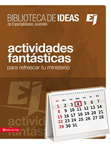 9780829740646: Biblioteca de ideas: Actividades fantásticas (Especialidades Juveniles / Biblioteca de Ideas) (Spanish Edition)