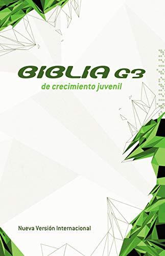 9780829742282: Biblia G3 de crecimiento juvenil NVI (Especialidades Juveniles) (Spanish Edition)