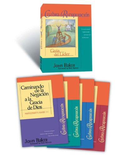 9780829742473: Celebremos La Recuperacion Kit (Spanish Edition)