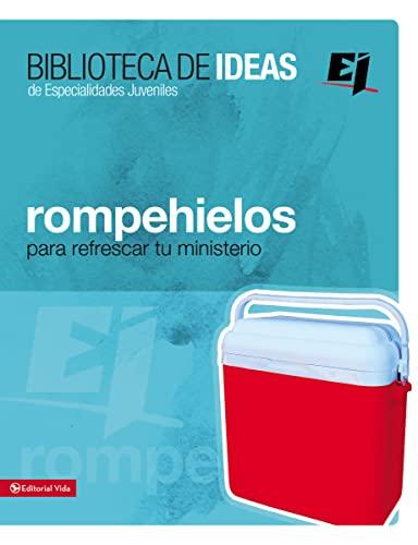 9780829743135: Biblioteca de Ideas: Rompehielos: Para Refrescar Tu Ministerio
