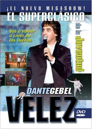 9780829743401: Dante Gebel en Vélez DVD