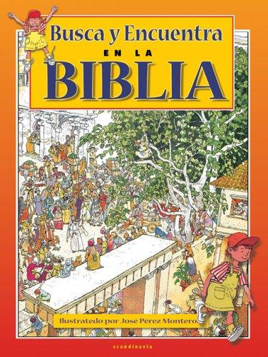 9780829743708: Busca y Encuentra en la Biblia (Seek and Find in the Bible) (Spanish Edition)