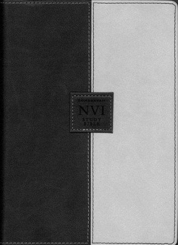 Editorial Vida Biblia de estudio NVI, dos tonos italiano Format: Slides: Zondervan