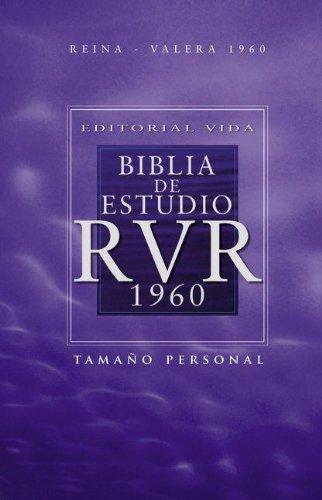 9780829744859: Editorial Vida Biblia de Estudio Rvr 1960 Con Indice