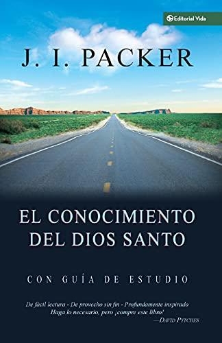 9780829745108: El Conocimiento del Dios santo: Con guía de estudio