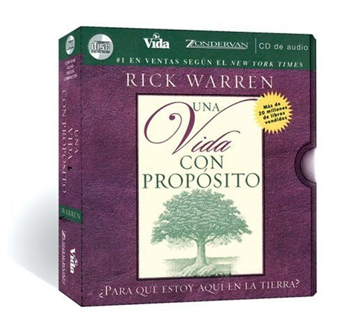 9780829745351: Una Vida con Proposito (Purpose Driven Life Spanish Edition)