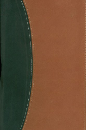 9780829745658: Biblia de referencia Thompson, dos tonos, negro/marron (Spanish Edition)