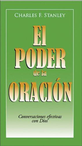 9780829746488: El poder de la oración: Conversaciones efectivas con Dios (Guided Growth Booklets Spanish) (Spanish Edition)
