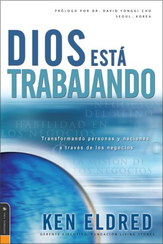 9780829747416: Dios Esta Trabajando (God is at Work) (Spanish Edition)