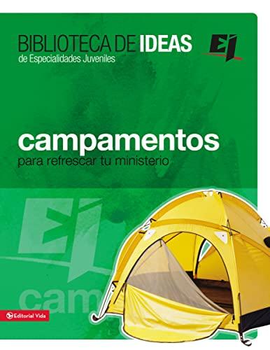 9780829747485: Campamentos, Retiros, Misiones E Ideas de Servicio (Especialidades Juveniles)