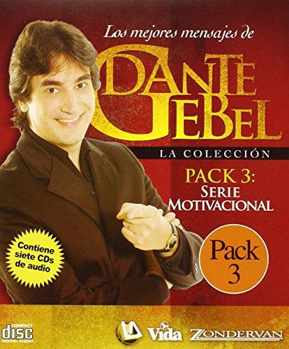 9780829747591: Dante Gebel la Coleccion Pack 3: Serie Motivacional (Los Mejores Mensajes De Dante Gebel/ the Best Messages of Dante Gebel)