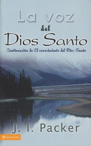 9780829748277: La voz del Dios santo (Spanish Edition)