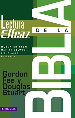 9780829748659: La lectura eficaz de la Biblia (Spanish Edition)
