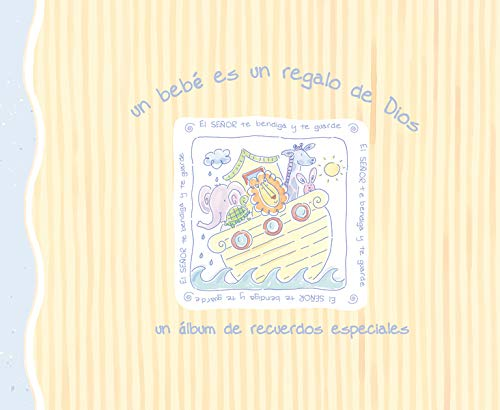 9780829748741: A Baby is a Blessing from Above - A Record Book of Special Memories- Spanish Edition