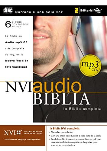 9780829749793: NVI Biblia audio MP3 CD (Spanish Edition)