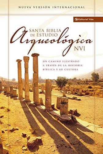 9780829750133: Santa Biblia de estudio arqueológica NVI (Spanish Edition)