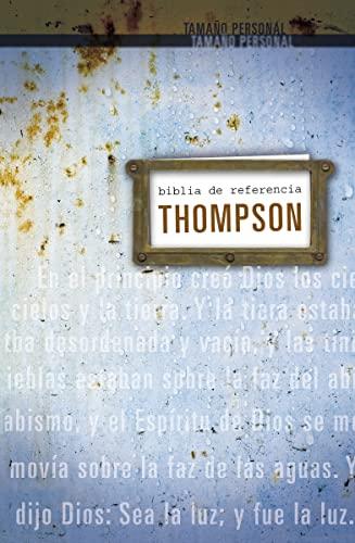 9780829750317: RVR60 Biblia De Referencia Thompson Tamano Personal