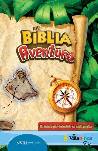 9780829750348: Biblia Aventura NVI (Spanish Edition)