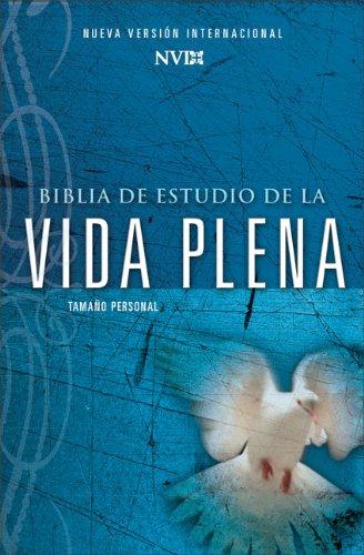 9780829750416: Biblia de Estudio de las Vida Plena-NVI