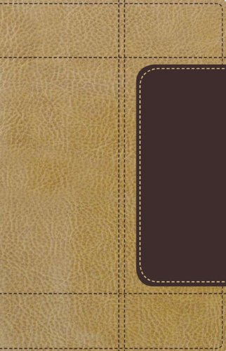 9780829750430: NVI Biblia de estudio vida plena, tamaño personal, dos tonos italiano (Spanish Edition)