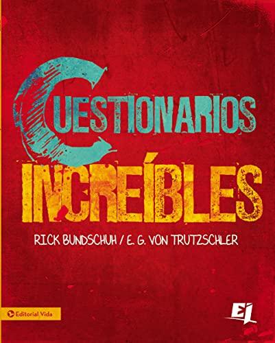 Cuestionarios Increibles (Paperback): Youth Specialties