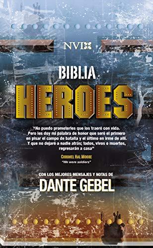 9780829752571: Biblia Héroes NVI: Con los mejores mensajes y notas de Dante Gebel (Spanish Edition)