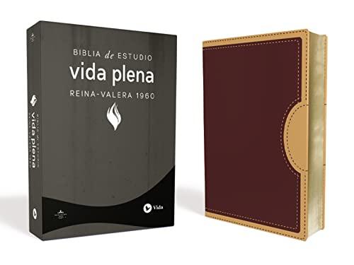 9780829753387: Biblia de estudio de la vida plena RVR 1960 (Spanish Edition)