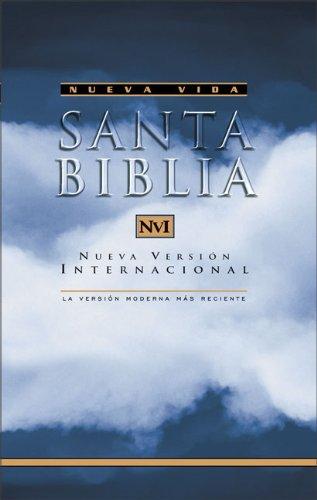 9780829753509: NVI Santa Biblia Nueva Vida (Spanish Edition)