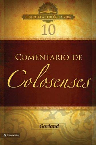 9780829753806: Comentario de Colosenses y Filemon: del Texto Biblico A una Aplicacion Contemporanea (Biblioteca Teologica Vida)