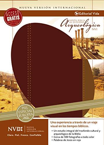 9780829753981: Biblia Arqueologica-NVI