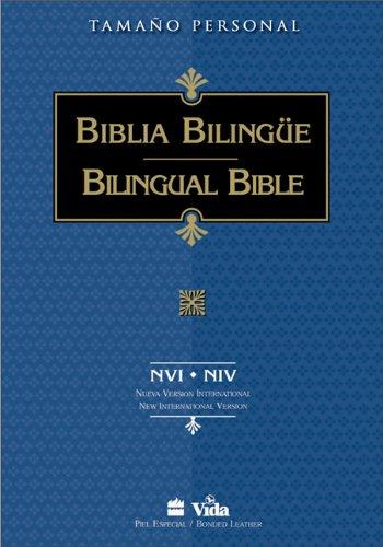 9780829754636: NVI/NIV Biblia bilingüe, tamaño personal (Spanish Edition)