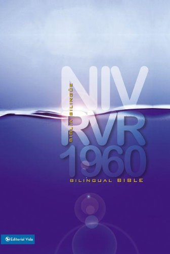 9780829754704: RVR 1960/NIV Biblia bilingüe, tamaño personal (Spanish Edition)