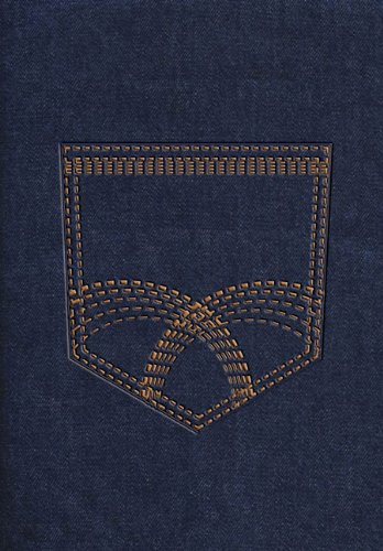 9780829755619: Rvr 1960 Biblia de La Vida Victoriosa, Mezclilla Con Cierre de Cremallera