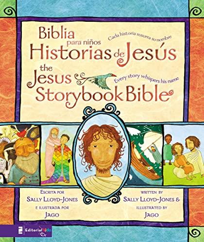 9780829756067: Biblia Para Ninos Historias de Jesus/The Jesus Storybook Bible: Cada Historia Susurra su Nombre/Every Story Whispers His Name