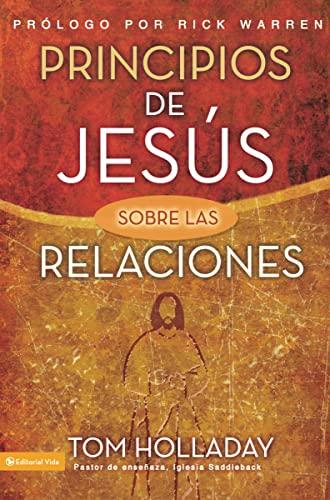 9780829756210: Principios de Jesus Sobre las Relaciones = The Relationship Principles of Jesus