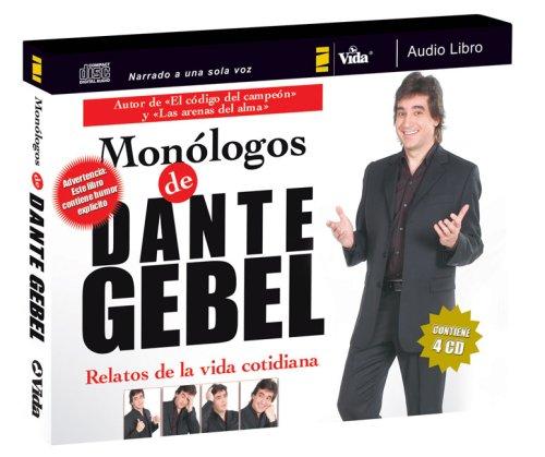 9780829757316: Monólogos de Dante Gebel audio libro: Relatos de la vida cotidiana (Spanish Edition)