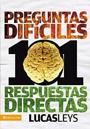 9780829757378: 101 Preguntas Dificiles, Respuestas Directas (Biblioteca de Ideas de Especialidades Juveniles)